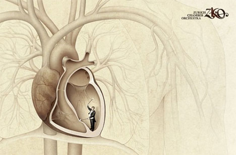 Trommler im Herz