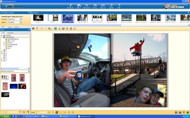 Fotobuch_Screenshot