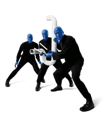 Blue Man Group Lyrics