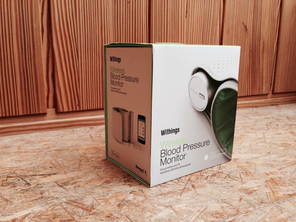 Withings kabelloses Blutdruckmessgerät