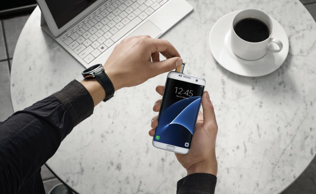 Samsung S7 endge lifestyle